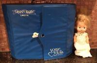 Vintage GINNY BABY LAYETTE Vogue Dolls InBlue Case w Accessories