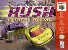N64 - San Francisco Rush Extreme Racing