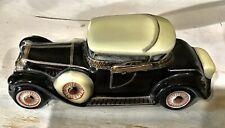 Limoges France Limousine Automobile Peint Main Trinket Box