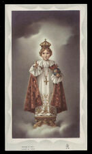 "santino-holy card""""ediz. FB serie 5 n.56 GESU' BAMBINO DI PRAGA"