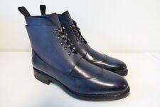 SANTONI Schuhe Boots Stiefel Businessschuhe Herren Gr. 8,5 (42,5) - NEU/ORIGINAL