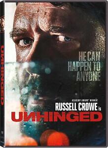 Unhinged (DVD, 2020)