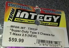 Team Integy Super-Duty Type II Chassis for T-Maxx 2.5 T3633P New