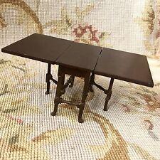 Bespaq Bluette Meloney Dollhouse Furniture Drop leaf Table