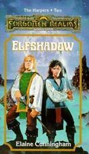 Elfshadow (Forgotten Realms: The Harpers Science Fiction Mass Market Cunningham,