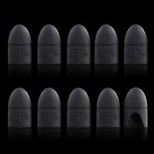 10Pcs/set Nails UV Silicone Gel Polish Remover Wraps Soak Off Cap Clip Tools Kit