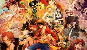 235 One Piece PLAYMAT CUSTOM PLAY MAT ANIME PLAYMAT FREE SHIPPING