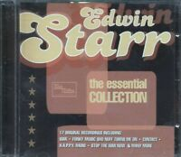 Edwin Starr - The Essential Collection Cd Perfetto