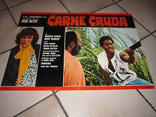 Carne cruda (Blacksnake) 1973, Russ Meyer.FOTOBUSTA Hempel Warbeck: Boston