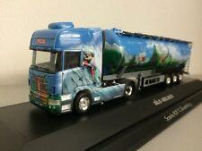 Herpa Scania R 09 TL Silo Melmer Sport neu & OVP
