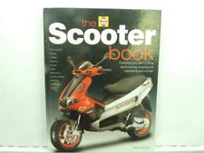 New Haynes The Scooter Book By Alan Seeley B4s