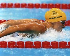 SARAH SJOSTROM 2016 RIO OLYMPIC GAMES 8X10 SPORTS PHOTO (RIO)