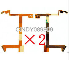 2PCS Flex Cable Aperture for Tokina AF 12-24mm F/4 AT-X Pro lens Canon connector