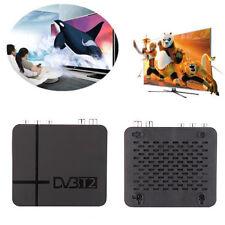 HD 1080P Digital DVB-T2 TV Set-top Box Terrestrial Receiver USB TV HDTV SYUK