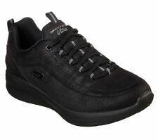 SKECHERS 12934/BBK Synergy 2.0 Memory Foam, Black Nero, Sneakers Woman
