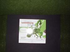 Luxemburg 2009,Offizieller Kursmünzensatz (KMS) 2009,NEU,OVP!