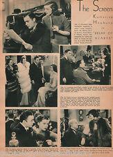1934 American Movie Review - BREAK OF HEARTS W BOYER