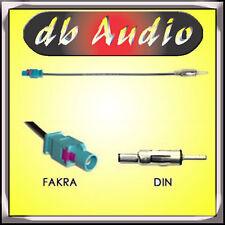 CA/134 Cavo Connettore per Alfa Giulietta da Fakra a DIN  Segnale Antenna Radio