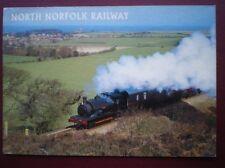 POSTCARD VIEW OF NORTH NORFOLK RAILWAY
