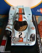 PORSCHE 917K 1971 12H SEBRING IXO 1/43 OLIVER RODRIGUEZ