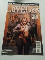 Loveless #24 (Jun 08 DC Vertigo) June 2008 Azzarello Zezelj Frusin Edera