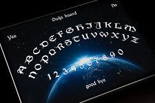 Ouija whitchboard Game & planchette EVP spirito GHOST Hunt Magick bizzarra spazio