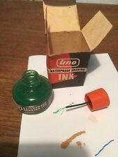 VINTAGE UNO' DRAWING INK FOR FOUNTAIN PENS, Dark Green   , ORIGINALBOX