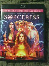Sorceress (Blu-ray, 2016, Synapse Films