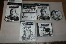 LIFE IS STRANGE BEFORE STORM LIMITED PC DVD ARTBOOK SOUNDTRACK BOX