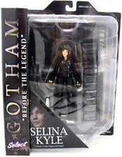 "Diamond Select Gotham Before the Legend 7"" Action Figure -Selina Kyle mip"