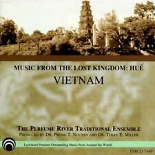 The Perfume River Tr - Music from Lost Kingdom: Hue Vietnam [New CD]