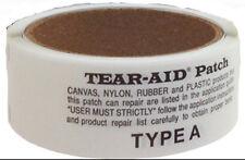 "Tear Aid Type A Bladder Repair Patch 1 1/2"" X 3"" Airush, Best, Naish, North..NEW"