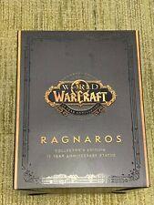 World of WarCraft Ragnaros Collector's Edition 15 Year Anniversary Statue WoW