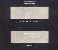 Schonberg / Schubert: Klavierstucke Thomas Larcher CD! RARE! BRAND NEW! SEALED!!