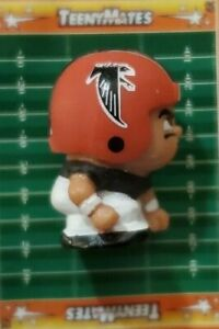 """Collectible NFL TEENYMATES FALCONS Throwback 1 in 128 1"""" Figure Series 5 VHTF"""