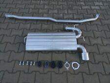For Vauxhall Antara 2.0 CDTi 2006-2011 exhaust system silencer 5272