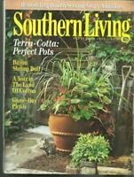 Southern Living Magazine September 1996  A Year in the Land of Cotton/Tailgating