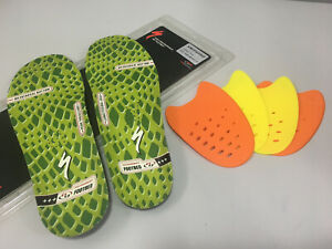 Specialized BG High Performance Footbeds +++BG (Green - Significant Support)