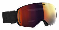 Scott LCG EVO Goggles -NEW- Interchangeable Spherical Lens + Case + Bonus Lens