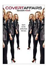 Covert Affairs: Season 4 New DVD! Ships Fast!