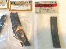 Lot 70 Pieces Heat Shrink Tubing 5 Sizes 5 6 X 116 Amp 38 Vinyl Grommets