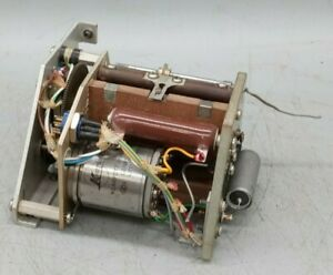 Collins 180L-2 and 180 L-3  Antenna Coupler Tuner  / Variable auto transformer
