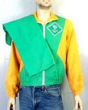 vtg 80s Levis 1984 Los Angeles Olympics 2 Pc Track Suit Uniform Jacket Pants L