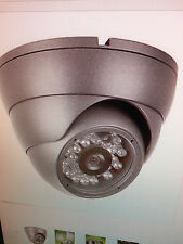 """C480MDVPIR Color Infrared Vandal Dome Camera 480Lines SONY 1/3"""" CCD"""