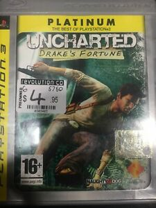 UNCHARTED DRAKES FORTUNE - Playstation 3 - Preowned