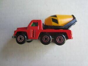 1975 Matchbox Lesney Superfast #19 Cement Truck