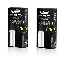 V2 Pro Series 3 Loose Leaf Cartridge (2 PACK) * FREE SHIPPING *