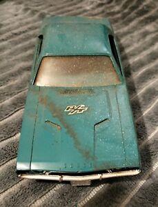 1972 Dodge Challenger TRUE BARN FIND!