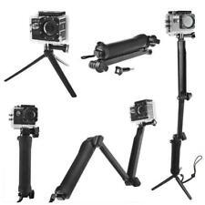 FOT-R 3-way Pivot Arm rilascio rapido QR Fibbia vite per GoPro Hero 5 4 3+