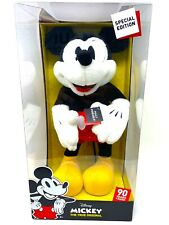 Disney Mickey's 90th Anniversary Ultra Deluxe Mickey Mouse Plush